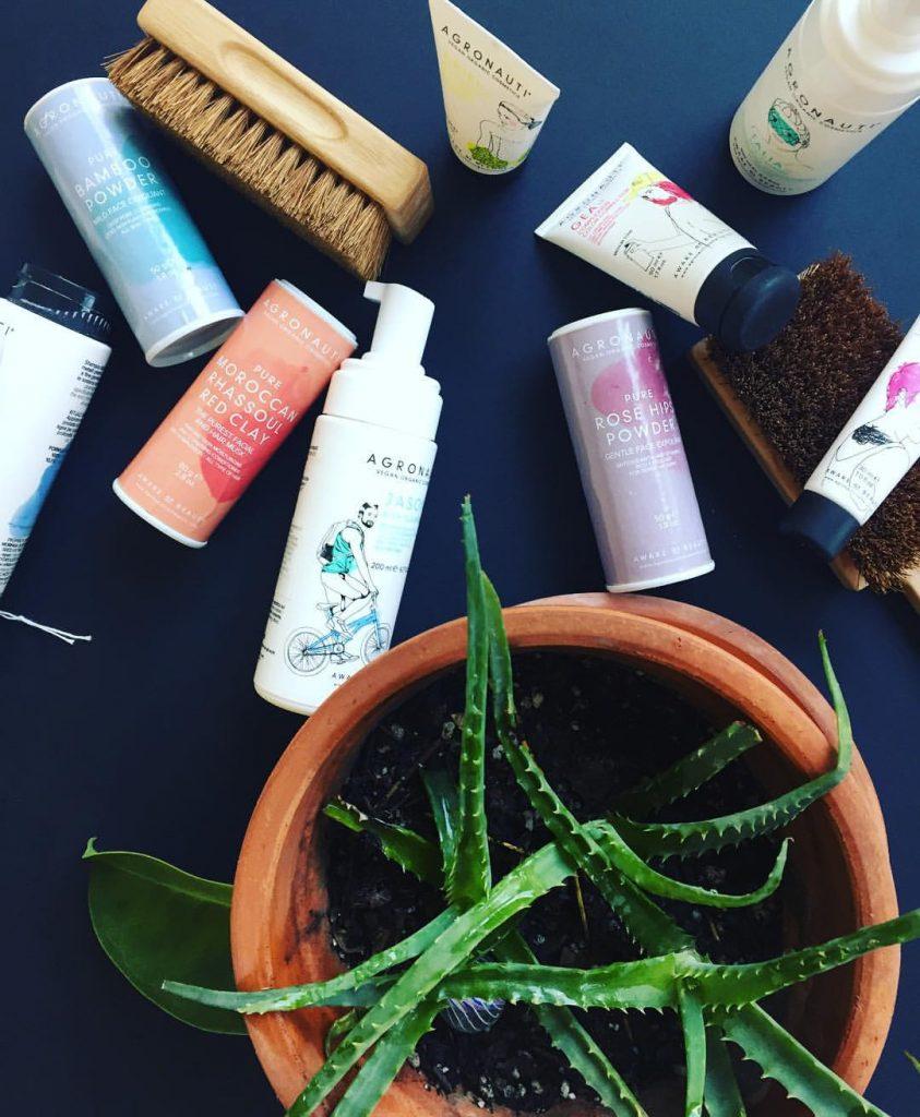 Organic & Cruelty-Free Cosmetics