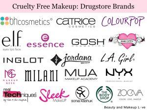 Cruelty-Free Brands