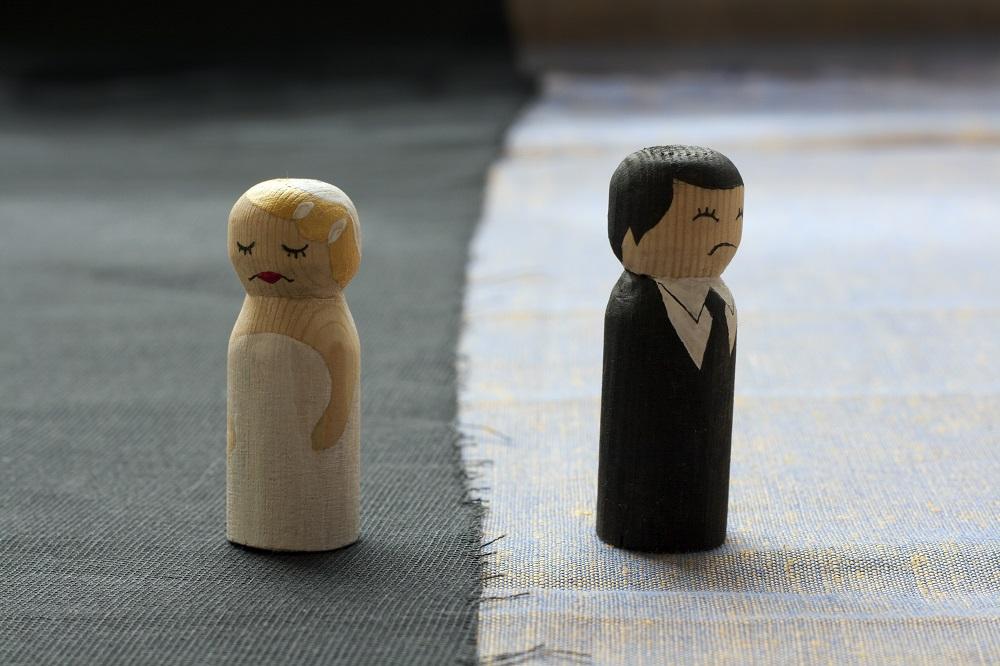 divorce figure