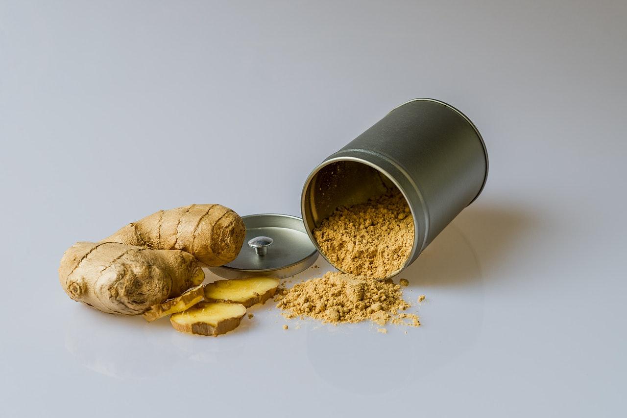 ginger powdered